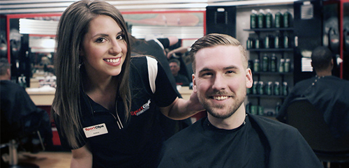 Sport Clips Haircuts of Big Rapids - Sattler Square Haircuts